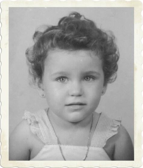 Caridad Charity Baby Photo