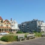 Ocean Grove along Ocean Avenue
