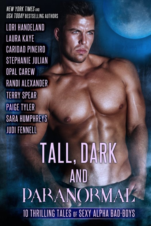 Tall, Dark & Paranormal Box Set #99cents