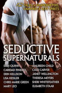 SEDUCTIVE SUPERNATURALS Paranormal Romance Box Set