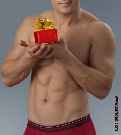 Caridad's Sexy Santa Helper