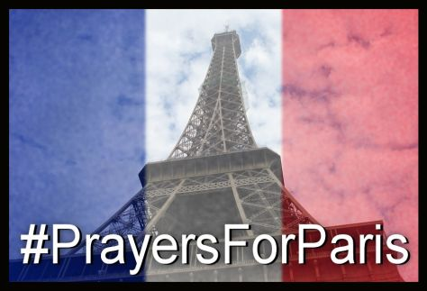 PrayersForParis