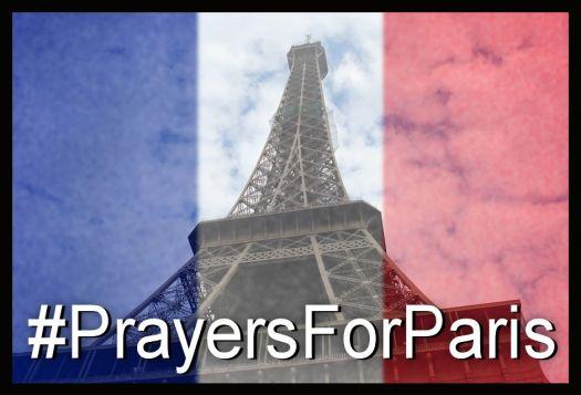 PrayersForParis