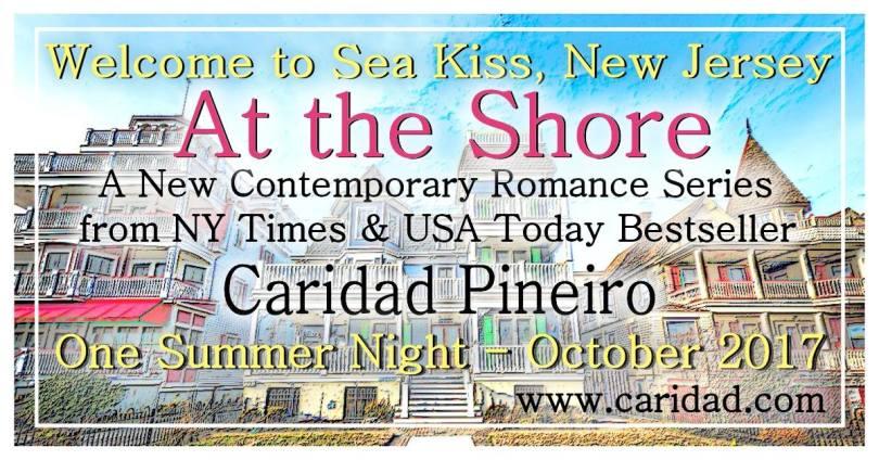 At the Shore Sea Kiss New Jersey