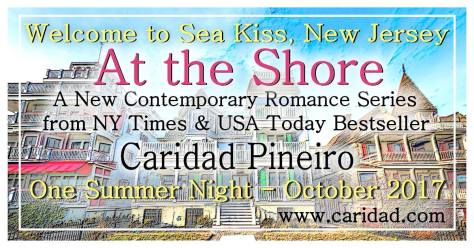 At the Shore Sea Kiss New Jersey
