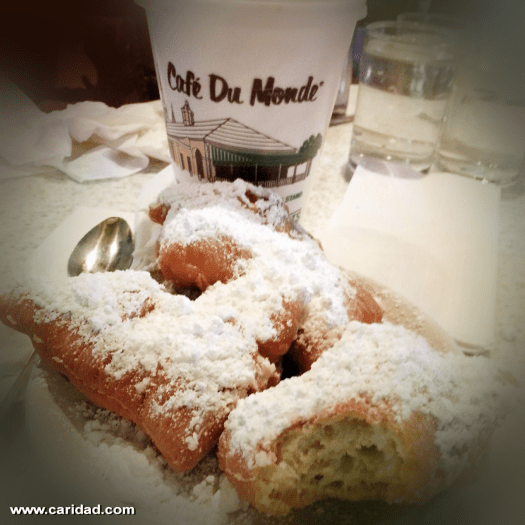 Cafe du Monde New Orleans RWA National Conference