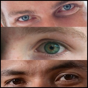 The Eyes Have It - Romance Heroes