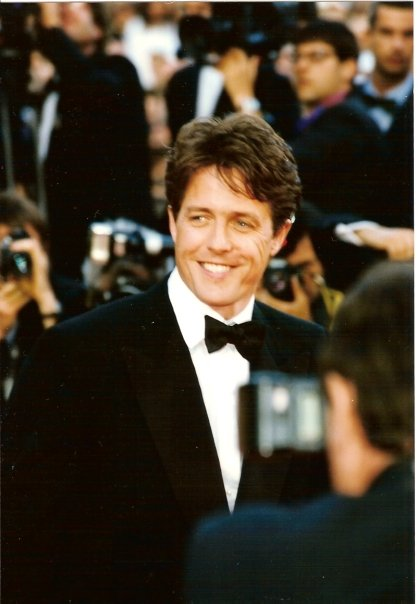 Hugh Grant at Cannes Film Festival