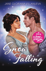Snow Falling by Jane Gloriana Villanueva as seen on Jane the Virgin