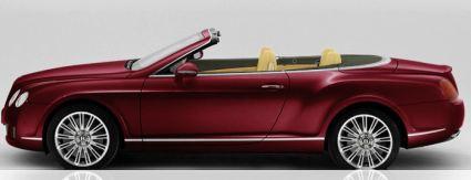 Bentley Courtesy Bentley Motors