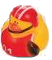 Jesse Bradford Football Rubber Duckie