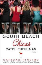 SOUTH BEACH CHICAS CATCH THEIR MAN