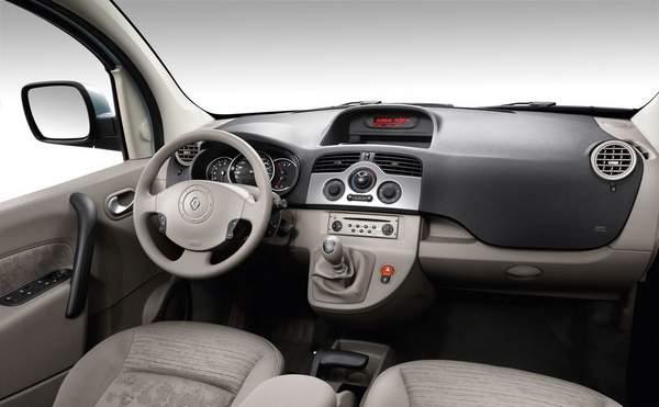 Nouveau Renault Kangoo utilitaire 2007