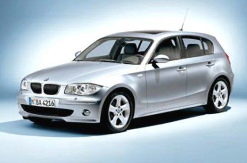 Occasion BMW série 1 le succès
