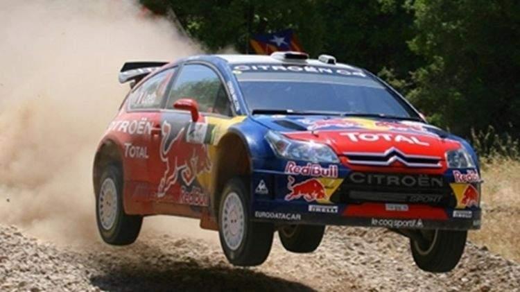Rallye de Turquie 2008