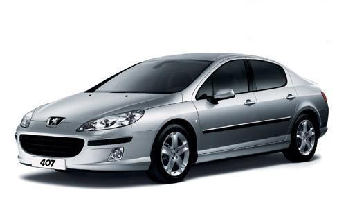 Peugeot 407 occasion passée en revue