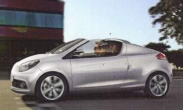 Renault va produire une deux places en Slovenie