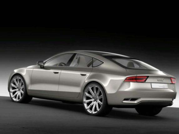 Audi A7 Sportback la future berline Audi