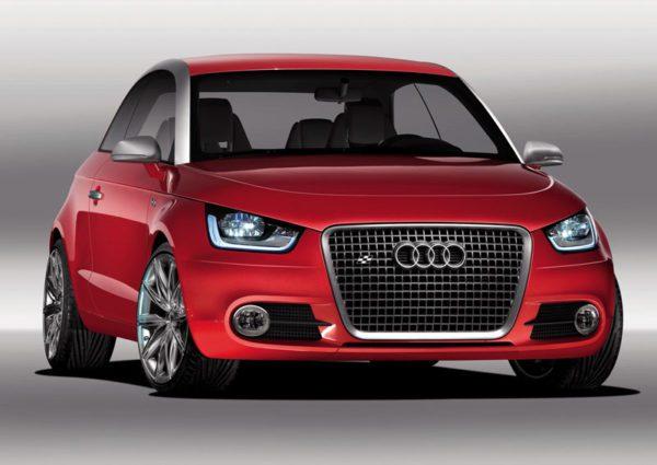 Audi A1 présentée au salon de Genève