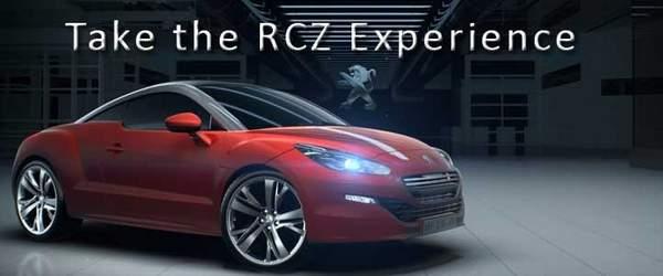 Configurateur Peugeot RCZ