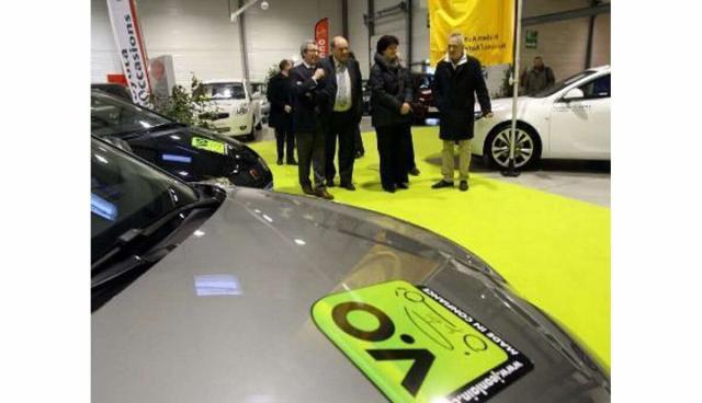 Salon voiture d'occasion à Chambéry 2010