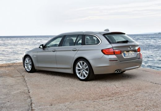 Nouvelle Bmw Serie 5 Touring