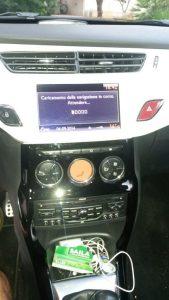 GPS et climatisation auto pour la Citroen DS3
