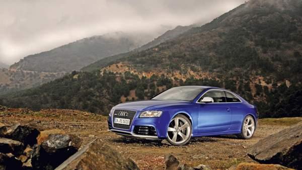 Audi RS5 efficacite au rendez-vous