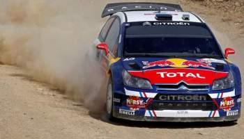 Ogier bascule pour les rallyes Terre avec Citroën WRC
