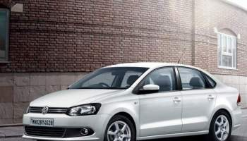 Volkswagen Polo Sedan 2010