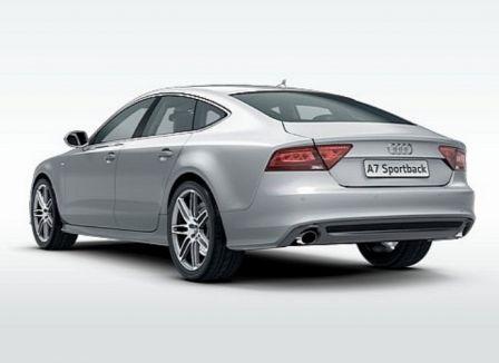 Audi A7 Sportback présentation du concept