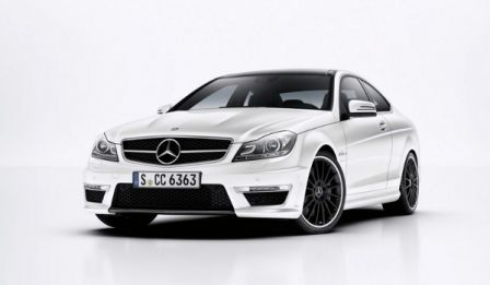 Mercedes classe C coupe AMG C63