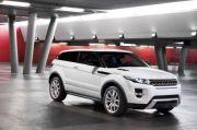 Land Rover Range Rover Evoque 5p arrive en septembre