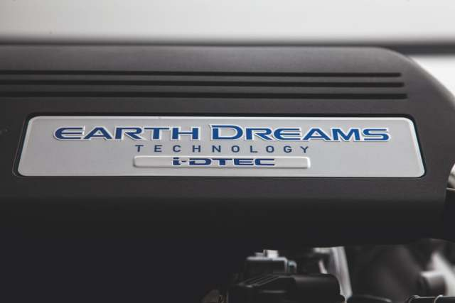 Earth Dreams Technologie