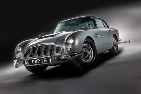 50 voitures de James Bond exposées chez Beaulieu