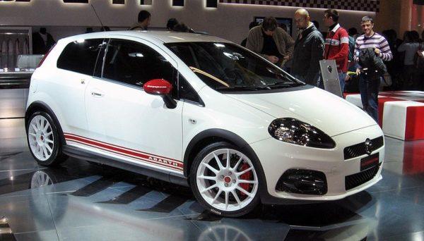 Fiat Punto Evo Abarth 2010
