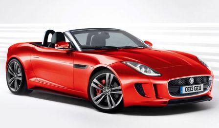 Le programme F-Type de Jaguar