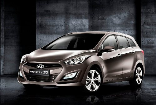 La gamme Hyundai 2012