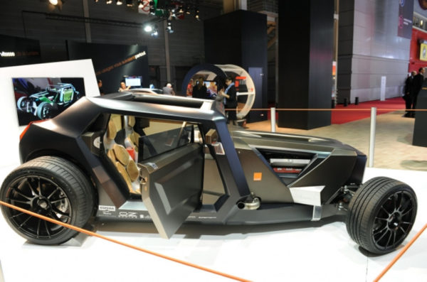 Concept-car Eight ranco Sbarro