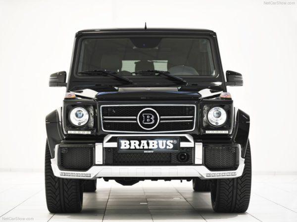 Brabus Mercedes Classe G B63 - 620 ch