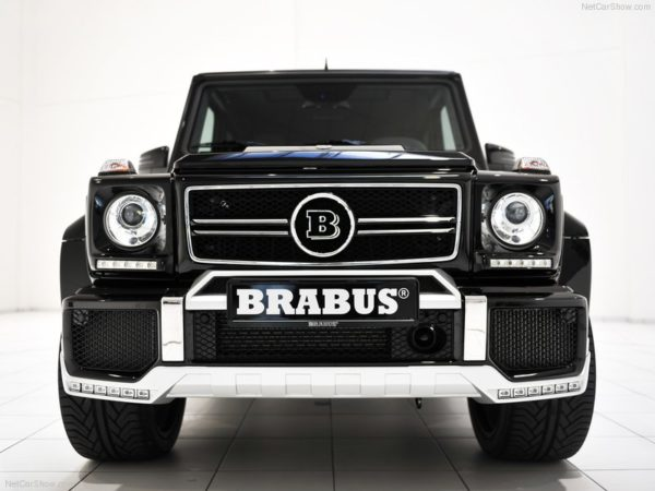 brabus mercedes classe g b63 620 ch blog auto carid al. Black Bedroom Furniture Sets. Home Design Ideas