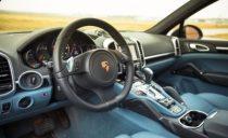 Porsche Cayenne S Diesel intérieur