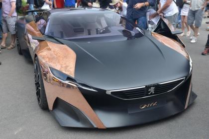 Essais Peugeot Onyx