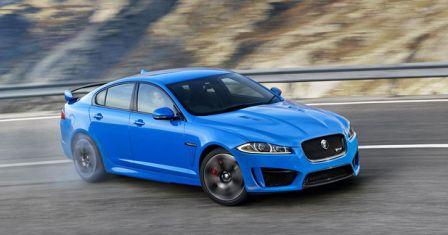 Nouvelle Jaguar XFR-S en Vidéo