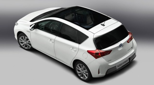 Toyota Auris Hybride 2013