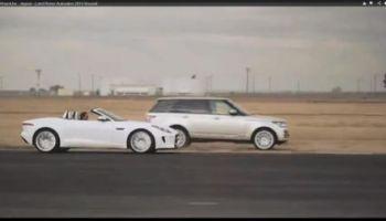 Vidéos Jaguar & Land Rover font partie du même groupe Tata