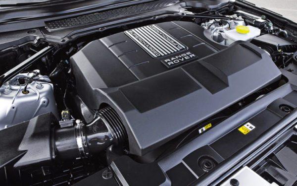 Range Rover 2013 des moteurs suralimentés