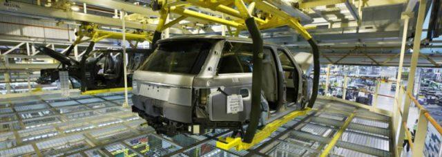 800 recrutements chez Jaguar Land Rover en Angleterre