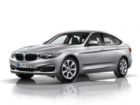 BMW Série 3 GT 2013