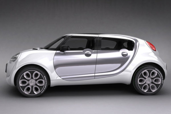 C Cactus le prix bas de Citroën